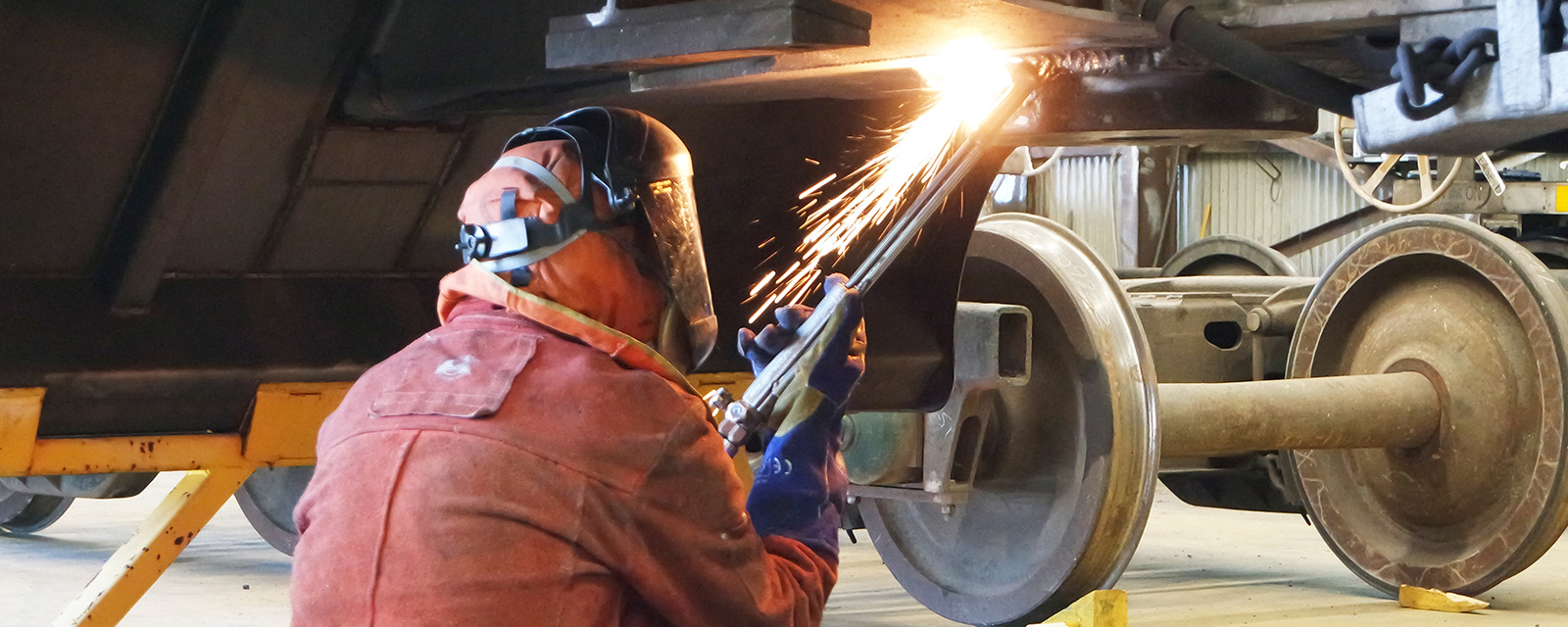 Experts in Fabrication, Manufacture, Service & Repair